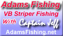 Virginia Beach Striper Fishing