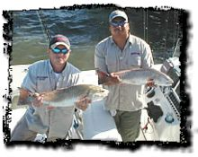 Indian River Lagoon fishing guide